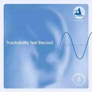 Диск Clearaudio Trackability Test Record