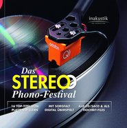 SACD диск Inakustik Das Stereo Phono-Festival