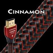 Кабель HDMI AudioQuest Cinnamon Braid. 0.6 m