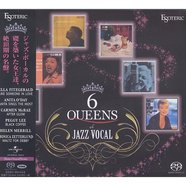 SACD диск Esoteric 6 QUEENS of JAZZ VOCAL