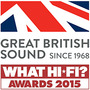 Лауреаты «WHAT HI-FI? AWARDS 2015» от Cambridge